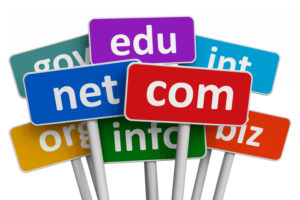 domain name 848 565 300x200 - Domain names and internet concept